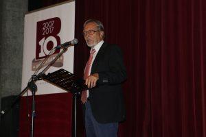 Director Área Territorial, José Macias
