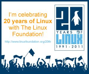 Linux, 20 años
