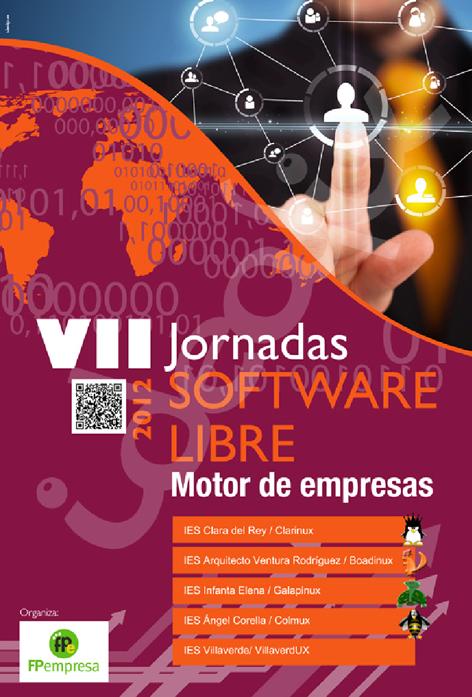 Jornadas Software Libre 2012