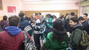 Fiesta en el aula