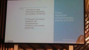 Reglamento General de Protección de Datos (RGPD) 7