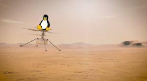 Linux en Marte 8