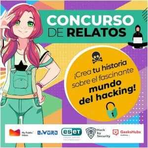 Un concurso literario para niñas que serán hackers 1