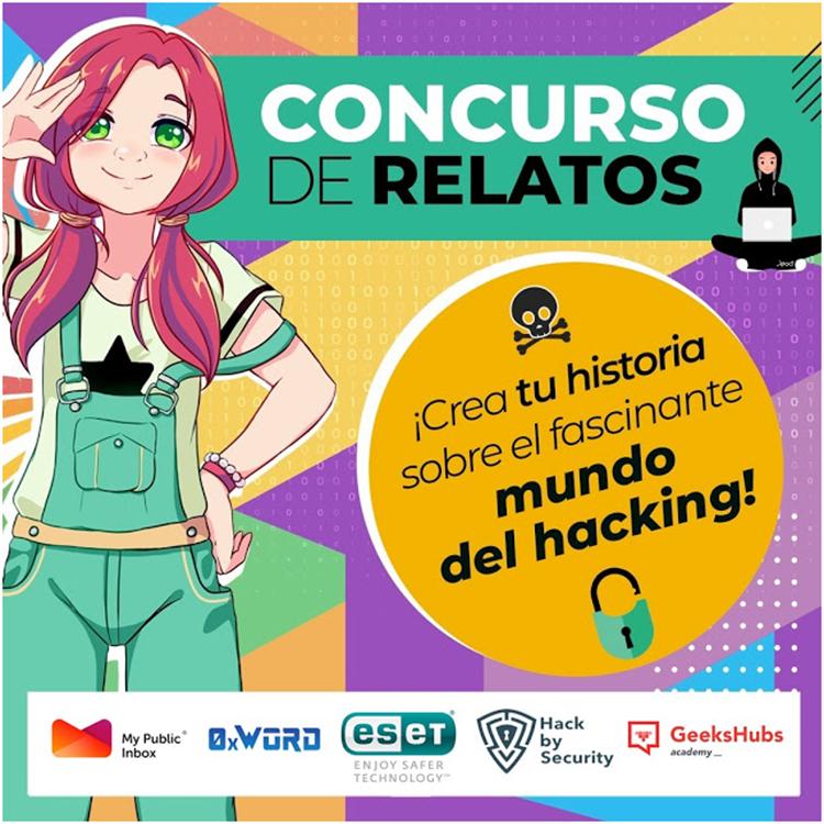 Un concurso literario para niñas que serán hackers 11