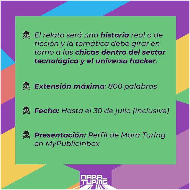 Un concurso literario para niñas que serán hackers 9